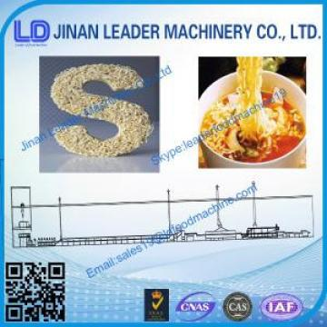 Chinese instant noodle processing plant