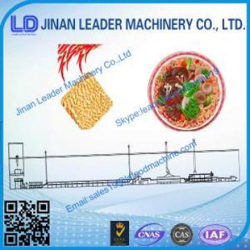 automatic extruder instant noodle manufacturing machine