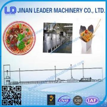 Cost-saving instant noodle manufacturing machine