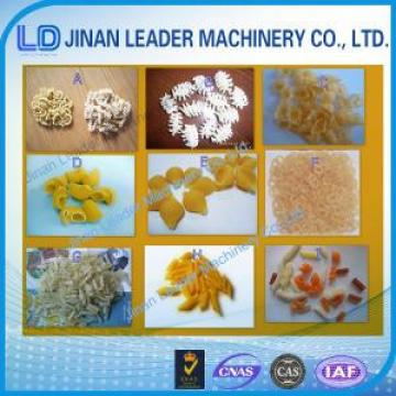 Automatic large pasta macaroni food processing and packaging