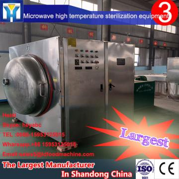 Microwave Spices drying machine