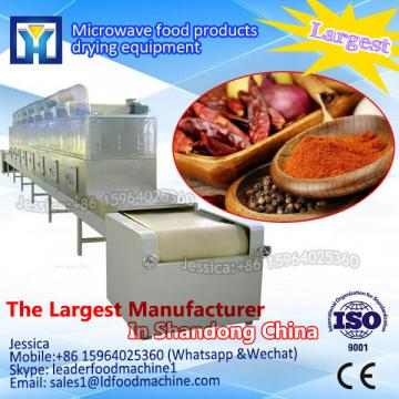 50t/h nuts tunnel microwave dryer plant