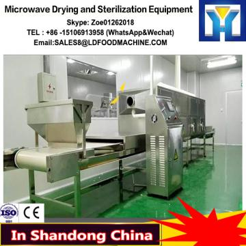 Microwave Bagged snack Drying and Sterilization Equipment