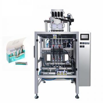 High Speed Sugar Packaging Machine with 4 Head Linear Weigher