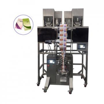 Rotary Premade Pouch Packing Machine with Linear Weigher
