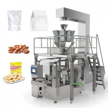 Single Head Linear Weigher Packaging Machine for Weighing Detergent Powder