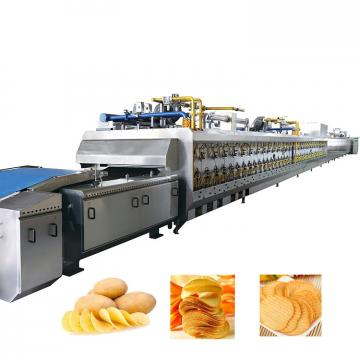Potato Chips Production Line Potato Chip Machine