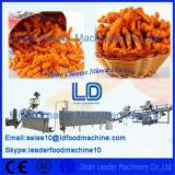 Automatic Kurkure Making Machine , Three Phase Cheetos Machinery